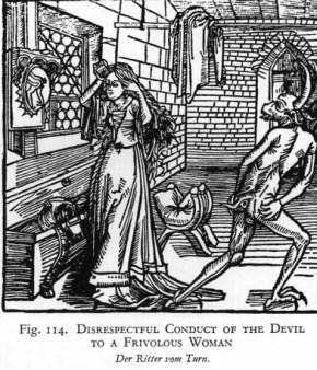 Rebekah Brooks, o del perche' alla Leveson Inquiry servirebbe il MalleusMaleficarum