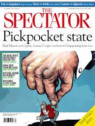 Tutti contro Cameron, e lo Spectator paragona il Regno Unito a Cipro (Da 'Il Foglio' del 29 marzo2013)